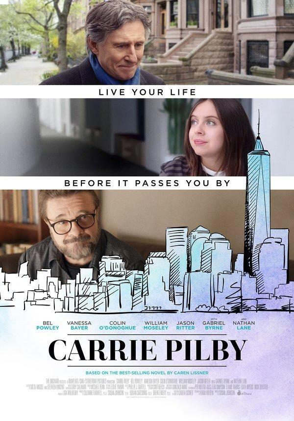 Carrie Pilby (2016) PL.DVDRip.XviD-SP / LEKTOR PL IVO