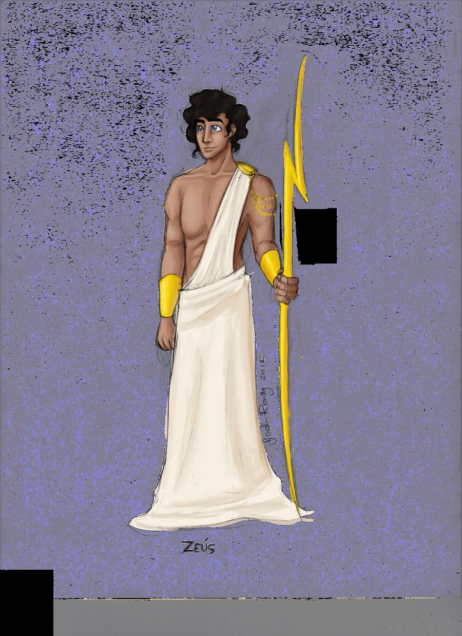 greek god zeus by jadeariel deviantart com on deviantart greek