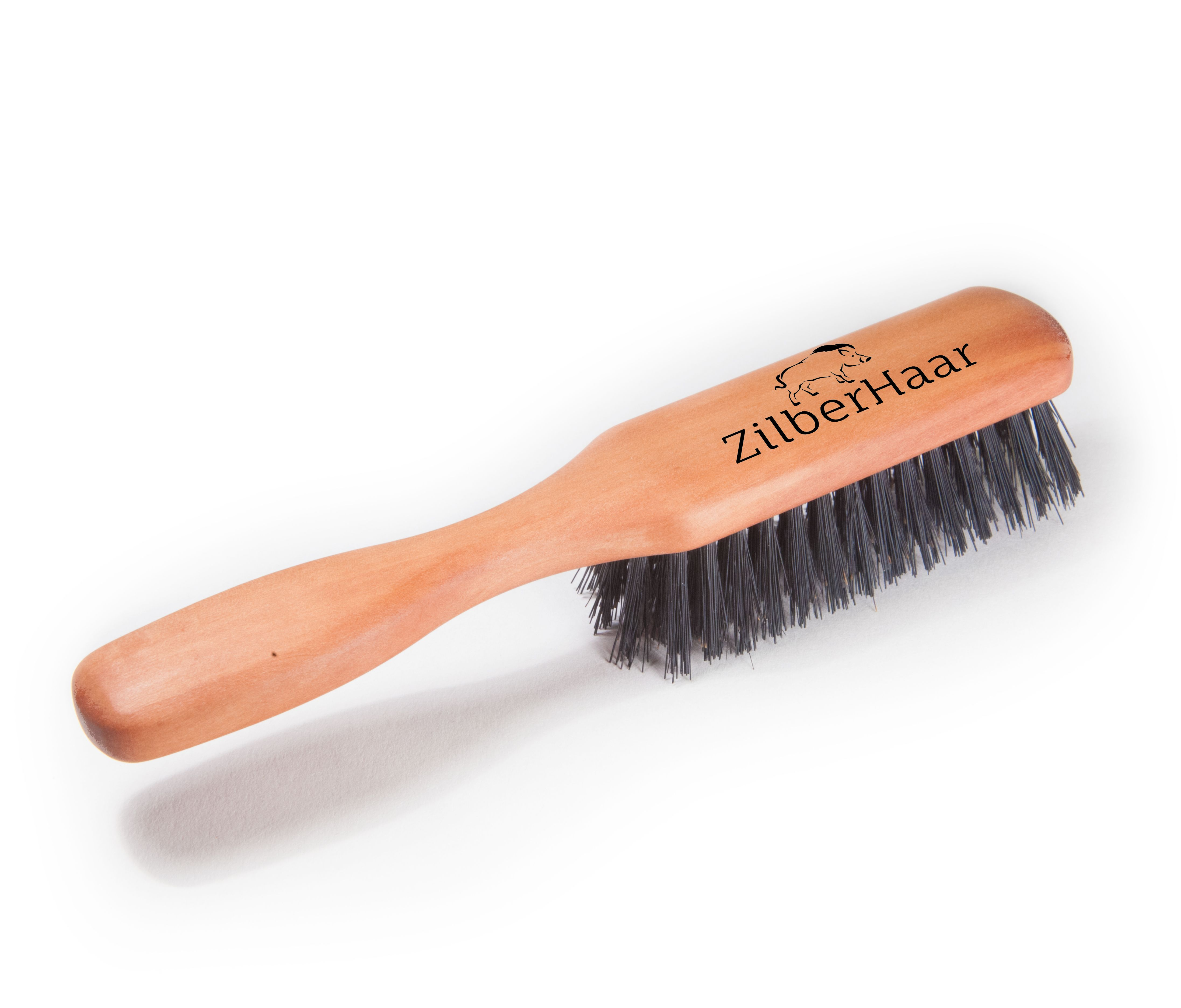 Zilberhaar Beard Brush, exquisite brush for every day use