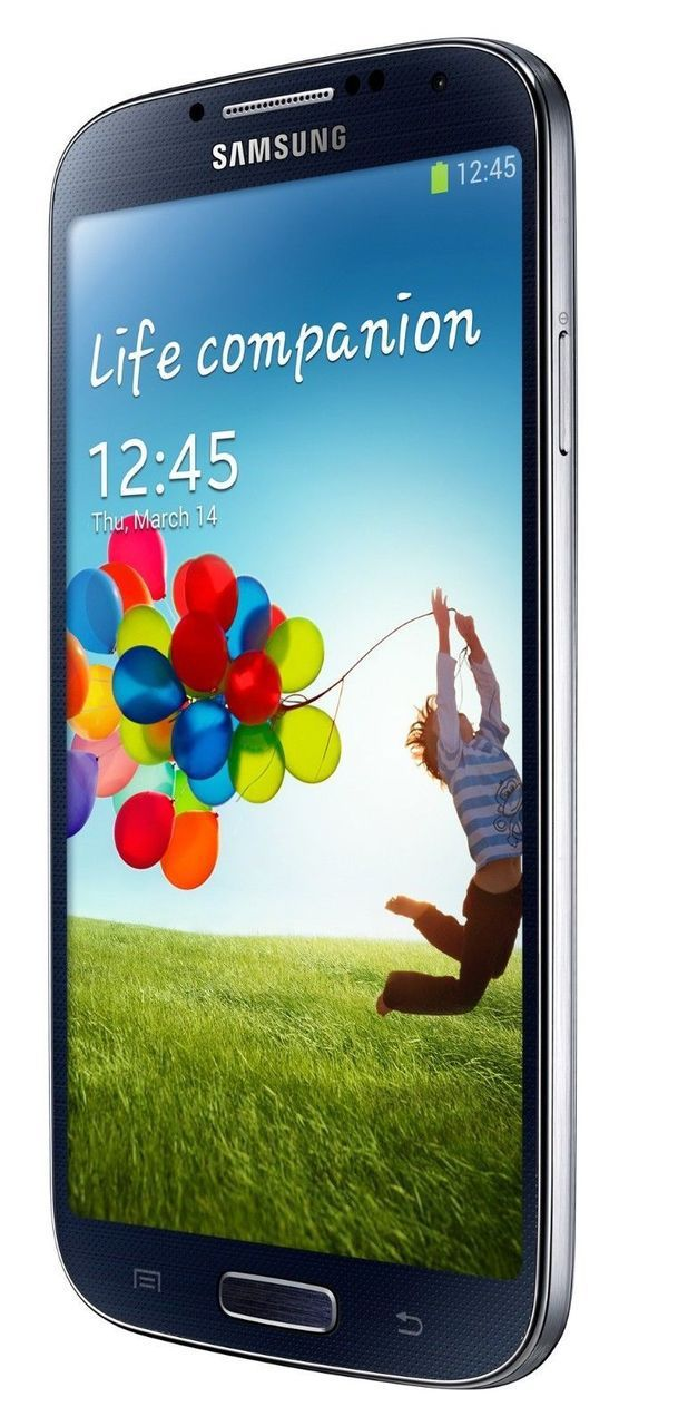 Samsung Galaxy S4 GT-I9500 (Latest Model) - 16GB - Black Mist (Unlocked)+ Gifts