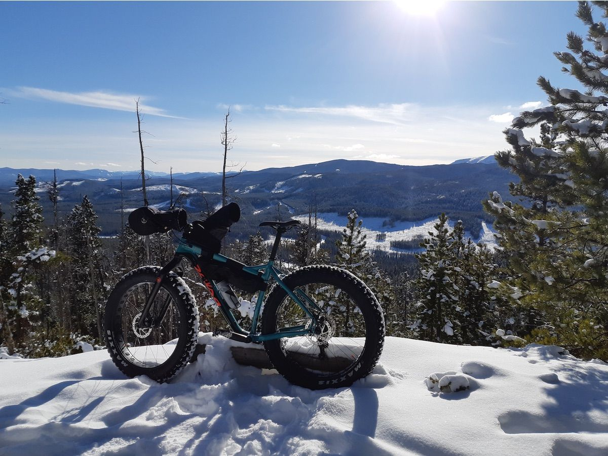 Bikerumor Pic Of The Day  Fat Biking in Canada Fat Bike 7b5824e50