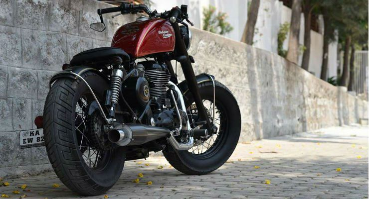 Top 10 Modified Royal Enfield Motorcycles Modified Royal Enfield