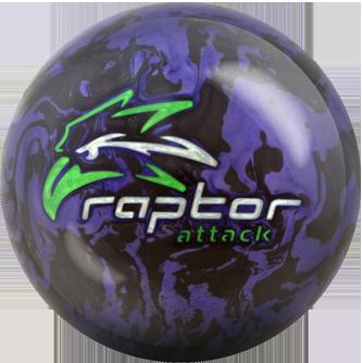 Raptor Attack Medium Heavy Oil Bowling Ball Bowling Raptor