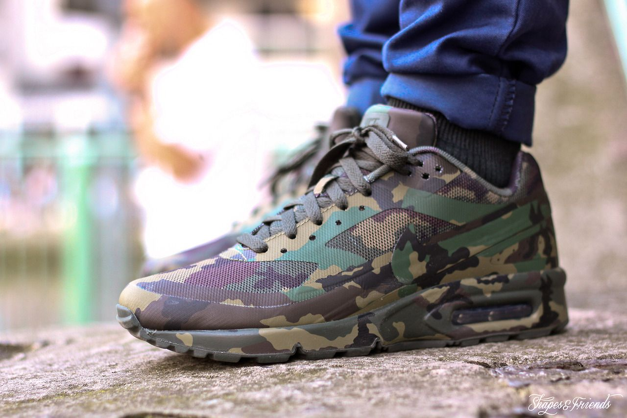 regarder f2e31 efcf7 Nike Air Max BW Camo France | Shoes | Shoes sneakers, Shoes ...