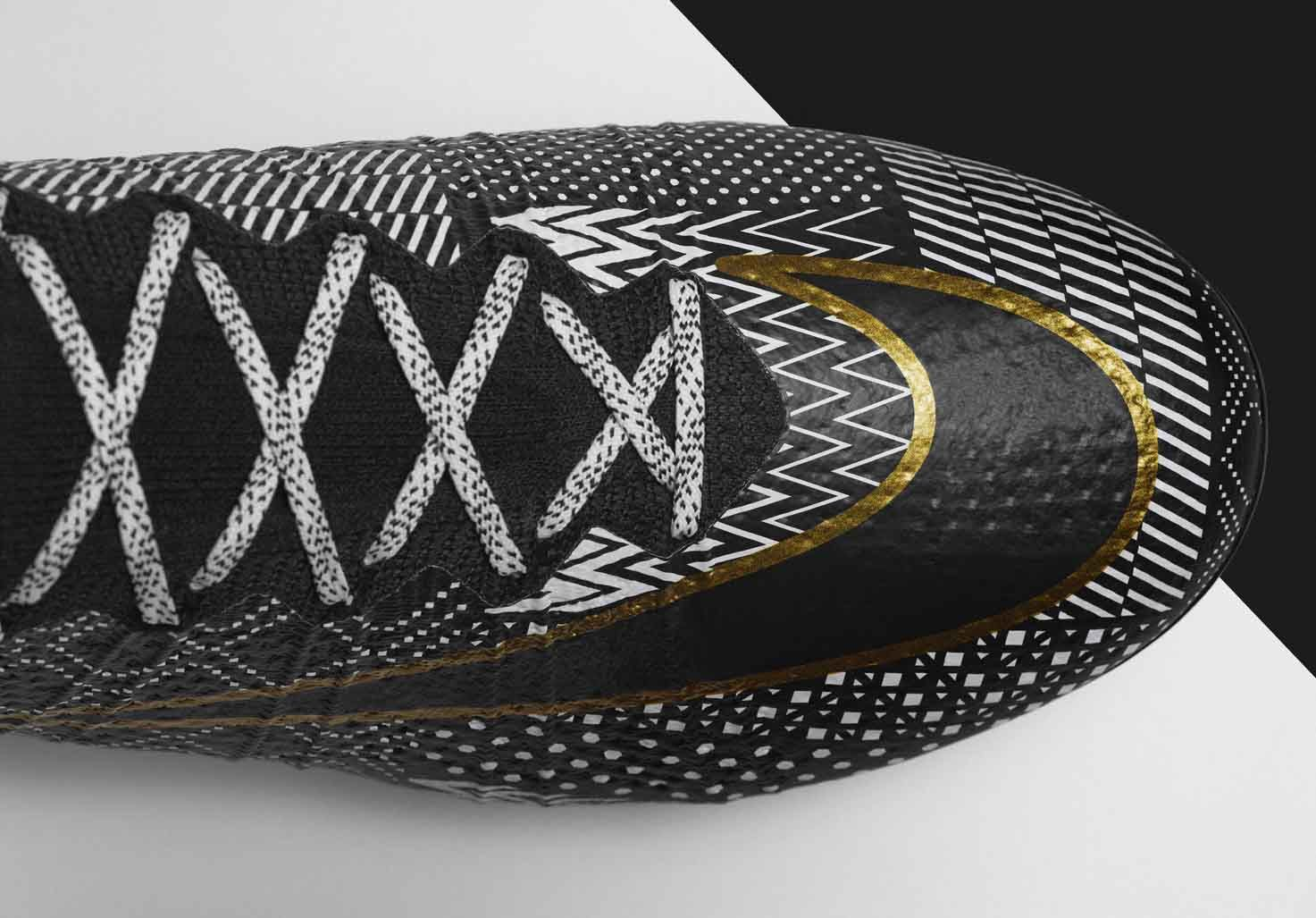 low priced dd072 faec2 Nike Mercurial Superfly Black History Month Boots Released ...