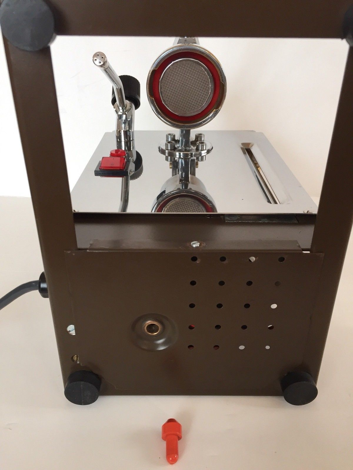 Olympia Express Cremina Vintage Lever Espresso Machine Clean Rebuilt Upgrades Espresso Coffee Machine Espresso Machines Espresso