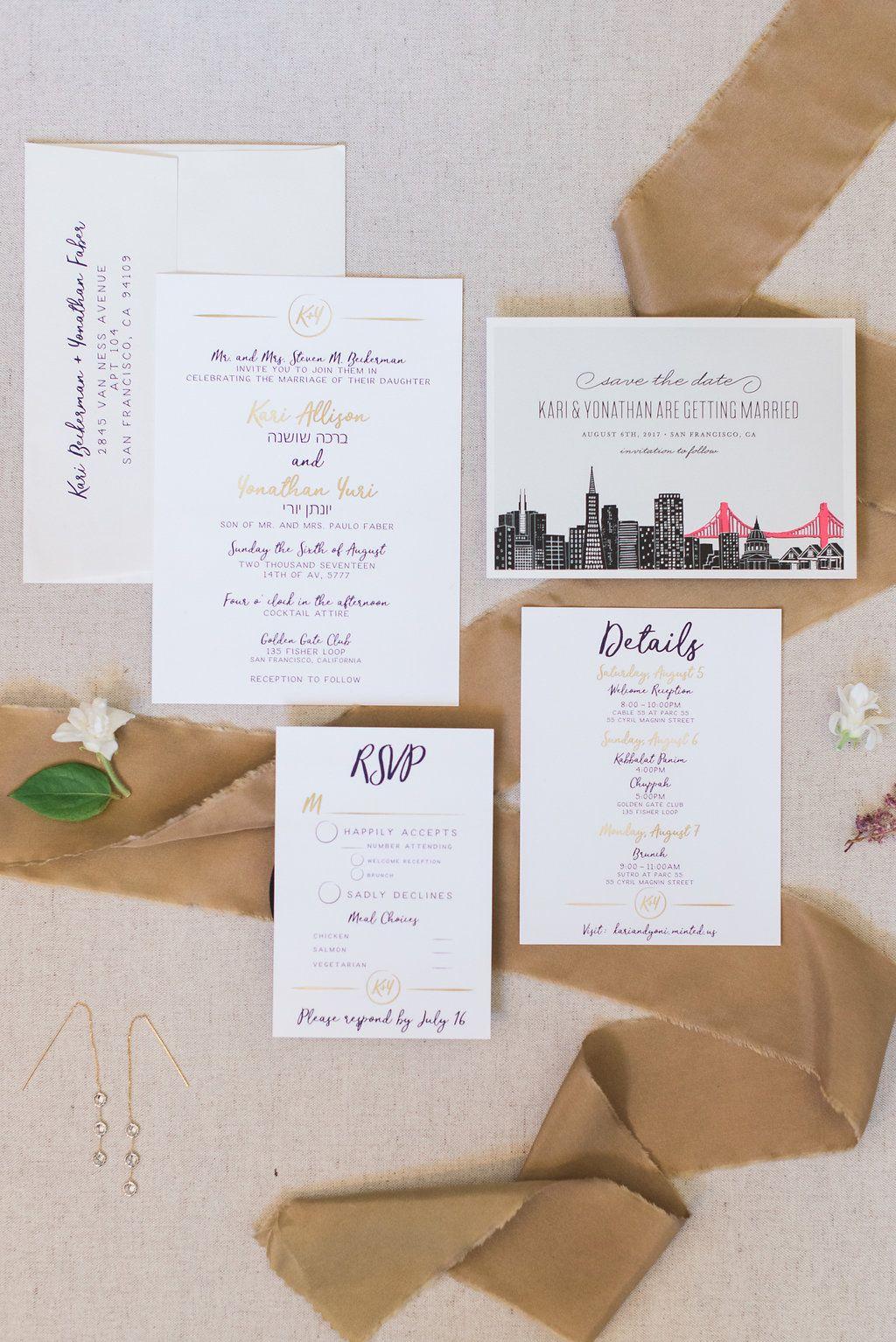 Custom wedding invitation suite by miss design berry wedding custom wedding invitation suite by miss design berry stopboris Choice Image