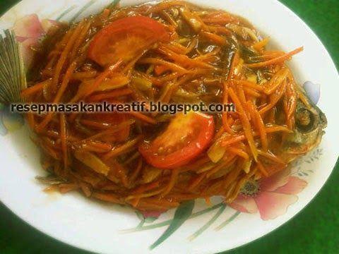 Resep Bawal Goreng Saus Asam Manis Resep Masakan Indonesia Resep Masakan Masakan