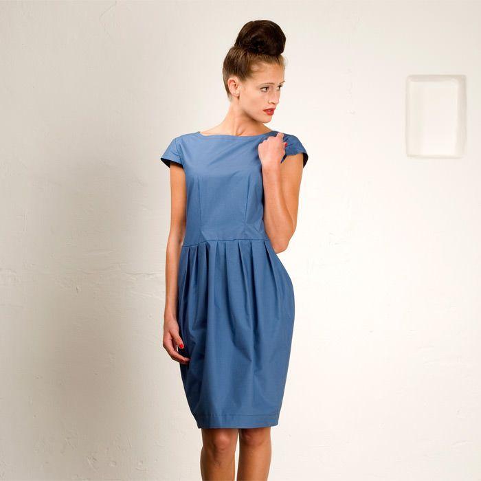 Schnittmuster Kleid Tanja [Digital] | Pinterest | Sewing patterns ...