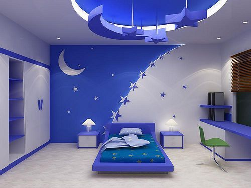 Top 25 false ceiling design options for kids rooms 2018 Stretch