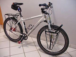 @avantum Old Man Mountain,  modelo Low Rider delantero
