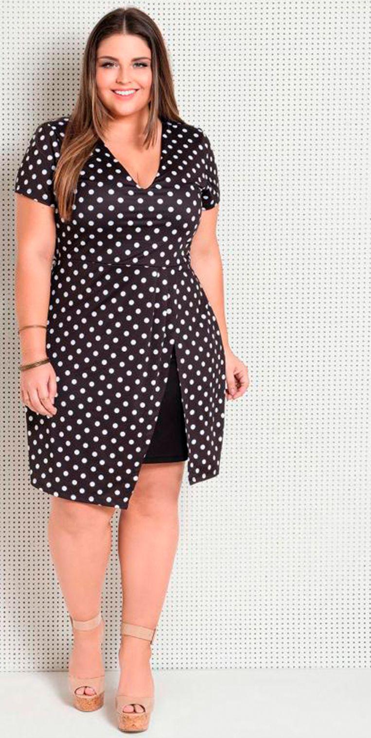 0182dbffc4  estilo  modaplussize  estiloplussize  eusouplus  meuestiloplussize  beline   belineplussize  plussize  vestido  vestidopoá  vestidoplussize