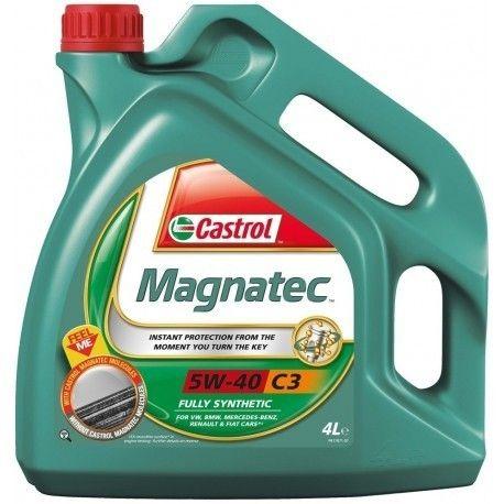 Aceite Castrol Magnatec 5w40 C3 4 Litros Aceitecochemadrid Com