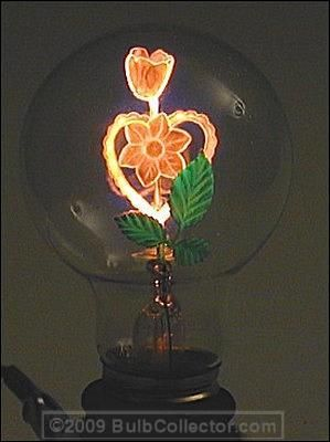 Figural light bulbs - I only have three, so far