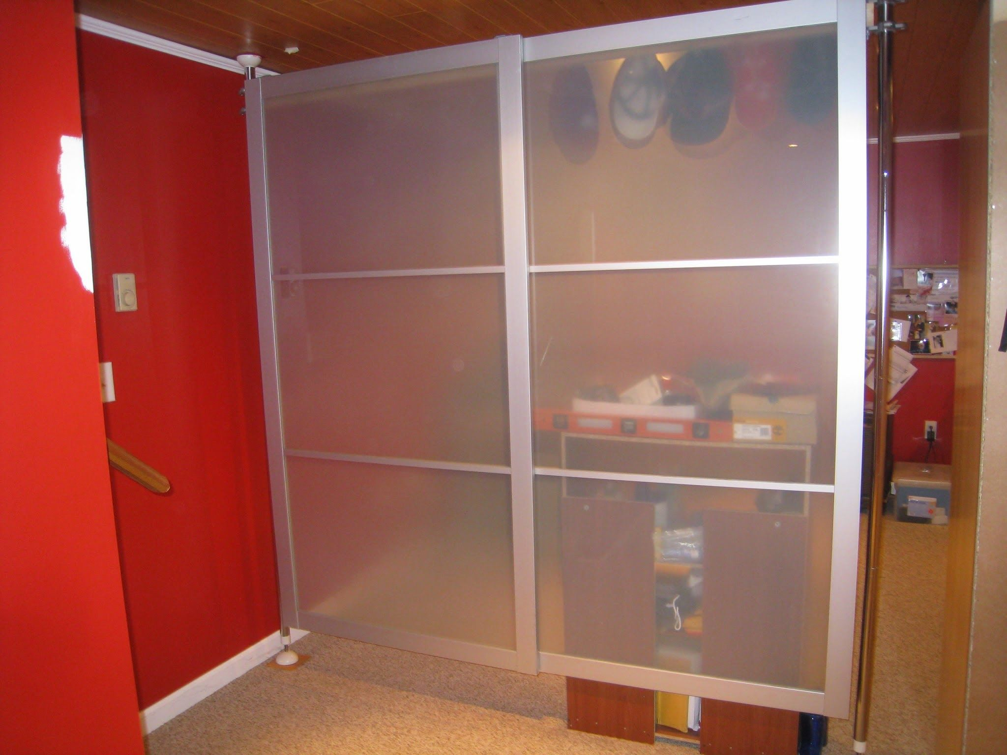 Building A Temporary Wall In An Apartment | Room Dividers Nyc | Room  Dividers Nyc