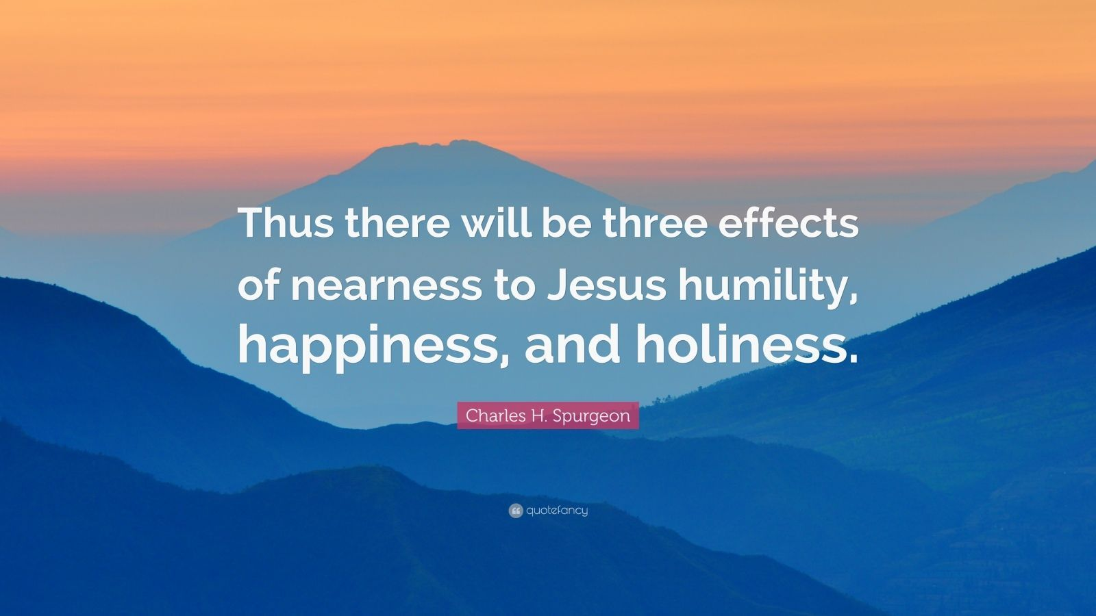 Charles H Spurgeon Quote Thus There Will Be Three