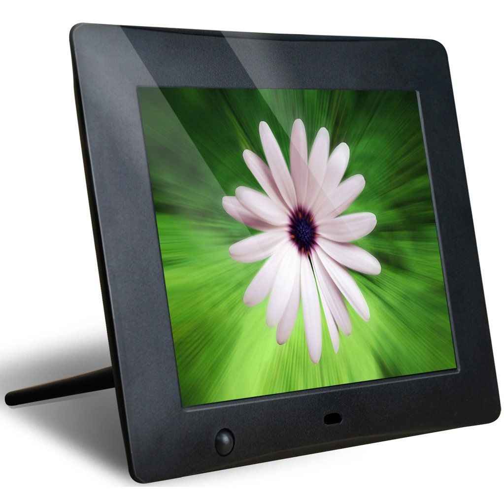 Buy Latest Version - NIX X08D 8 inch Hi-Res Digital Photo Frame with ...