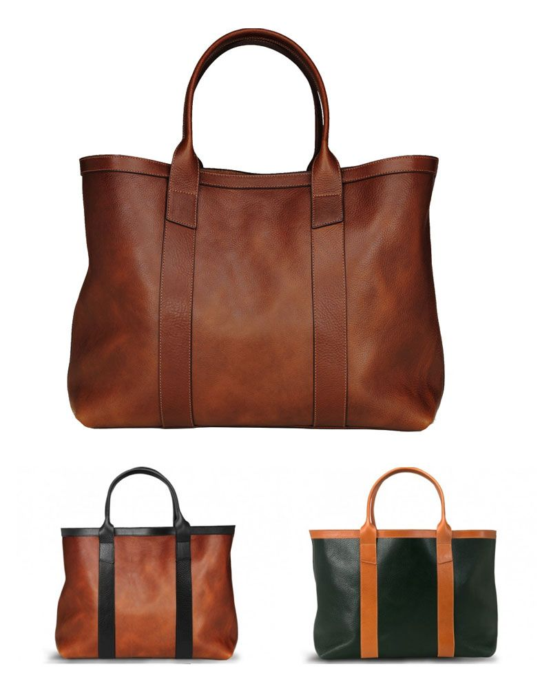 Lotuff The Best Leather Bags My Review Of Their Working Tote Here