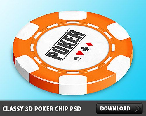 Nice Classy 3d Poker Chip Free Psd Download Classy 3d Poker Chip Free Psd Download And Learn How To Illustrate A 3d Poker Chip In Adobe Photoshop Starting Fro