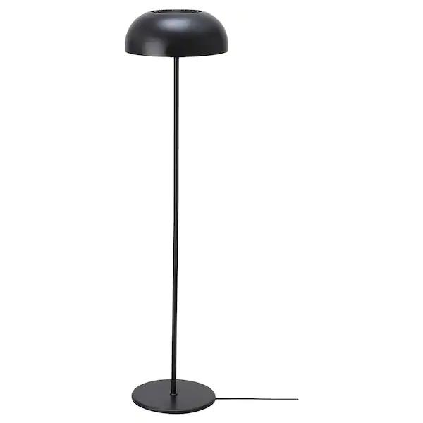 Nymane Lampa Podlogowa Antracyt Floor Lamp Lamp Ikea