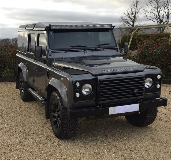 Used 2015 Land Rover Defender TD XS UTILITY WAGON For Sale