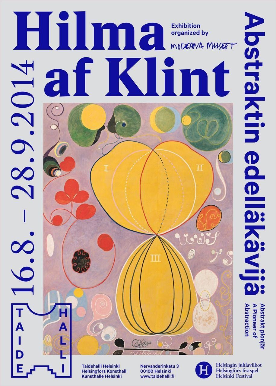 hilma klint poster