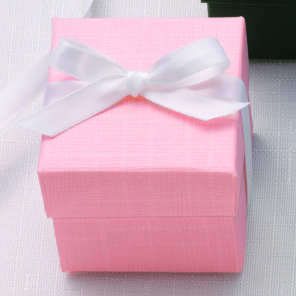 Two-Piece Colorful Wedding Favor Box (available in other colors ...