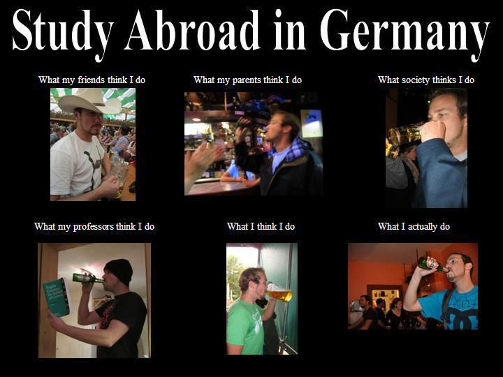 Studying Abroad in #Germany ;)