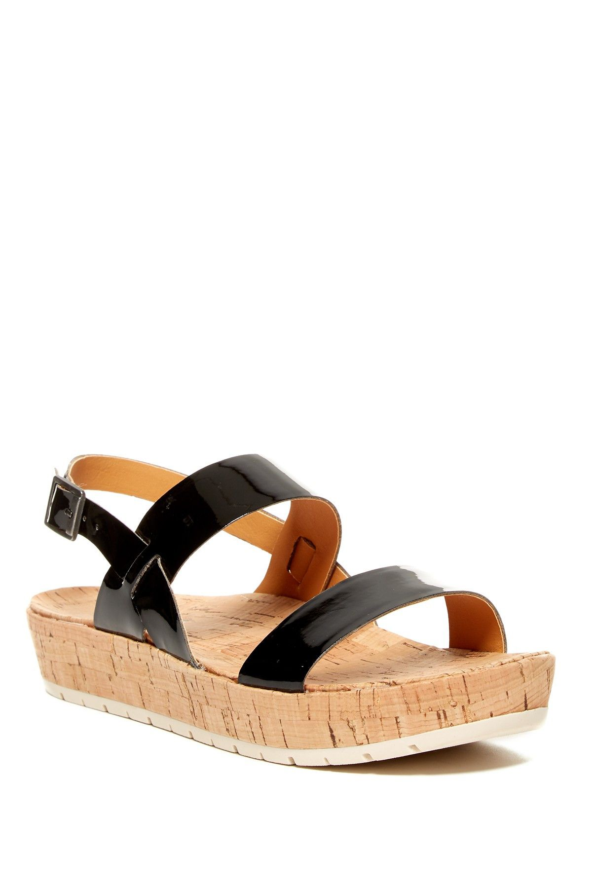 KORKS - Janine Flatform Sandal at Nordstrom Rack. Free Shipping on orders  over $100.