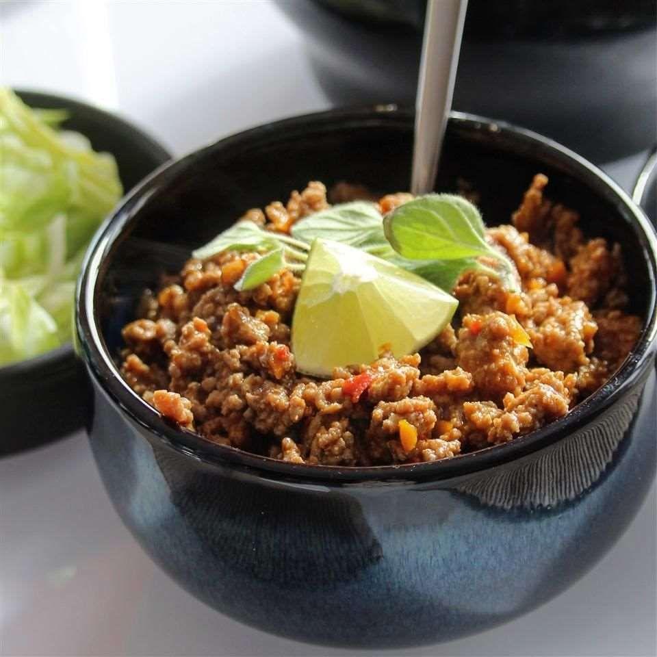 Spicy turkey mince | Recipe | Ground turkey tacos, Turkey ...
