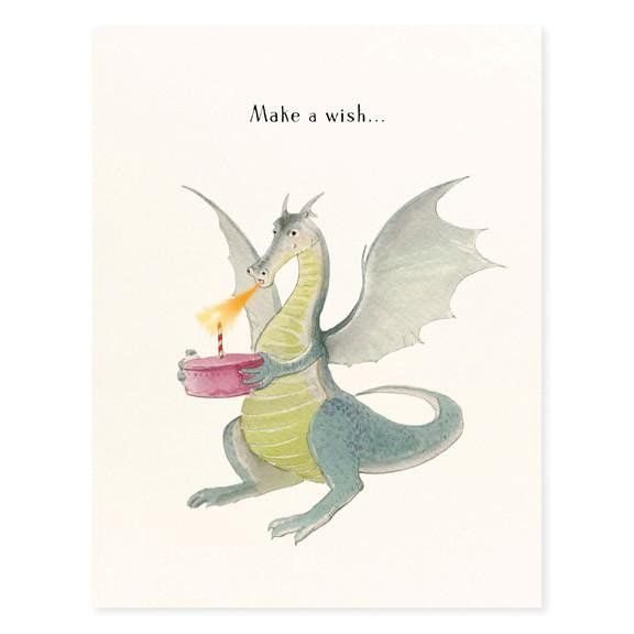 You Are a Fierce Lady-Dragon Greeting Card
