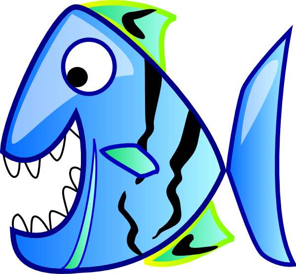 fish in water clip art blue fish clip art clip art pinterest rh pinterest com
