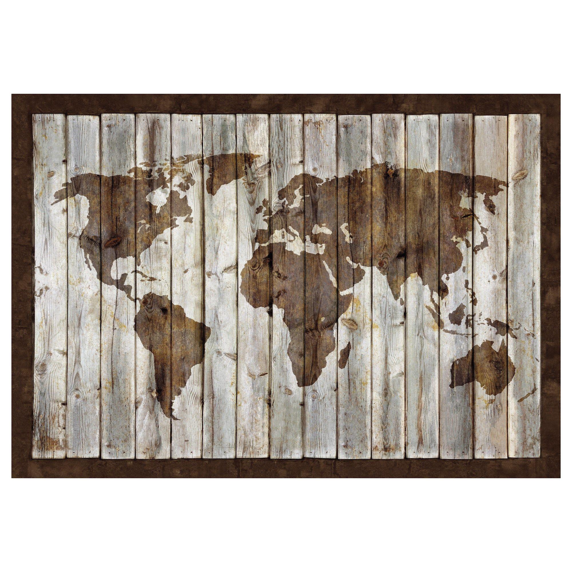 bj rksta resim 179 tahtalardan harita 200x140 cm link. Black Bedroom Furniture Sets. Home Design Ideas