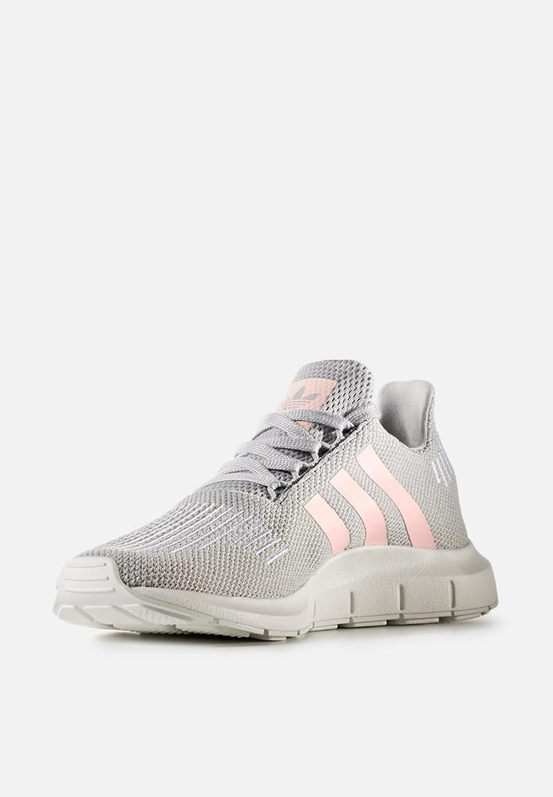 ff30cfd7b adidas Originals Swift Run - CG4140 - Grey Two   Icey Pink adidas Originals  Sneakers