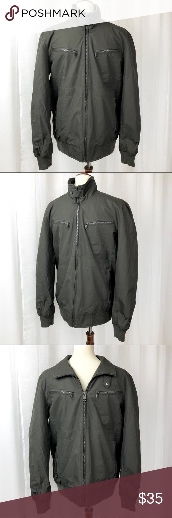 Men S Buffalo David Bitton Outerwear Bomber Jacket Bomber Jacket Clothes Design Jackets [ 1740 x 580 Pixel ]
