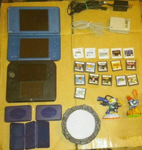 USED Nintendo 2DS and DSI XL with 16 games https://t.co/NhwvkpkOjO https://t.co/S65zp1iKUu