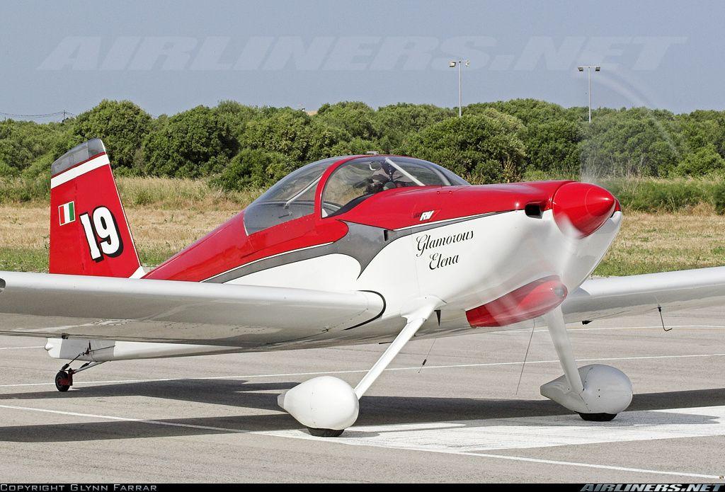 Van S Rv 7 Aircraft Picture Aeromodelos
