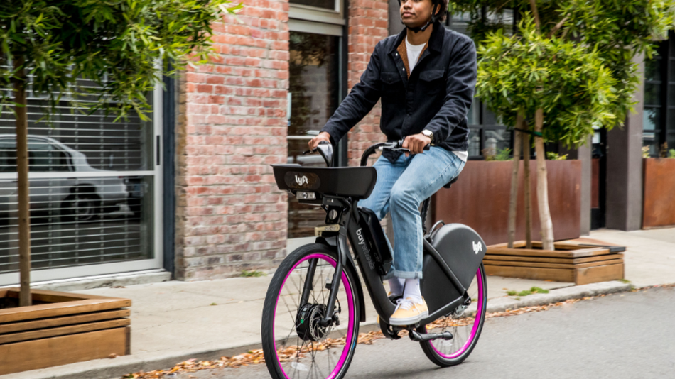 Lyft To Charge San Francisco E Bikers More For Decadent Dockless