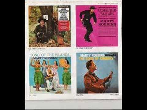 ▷ Marty Robbins Singing Shackles And Chains - YouTube