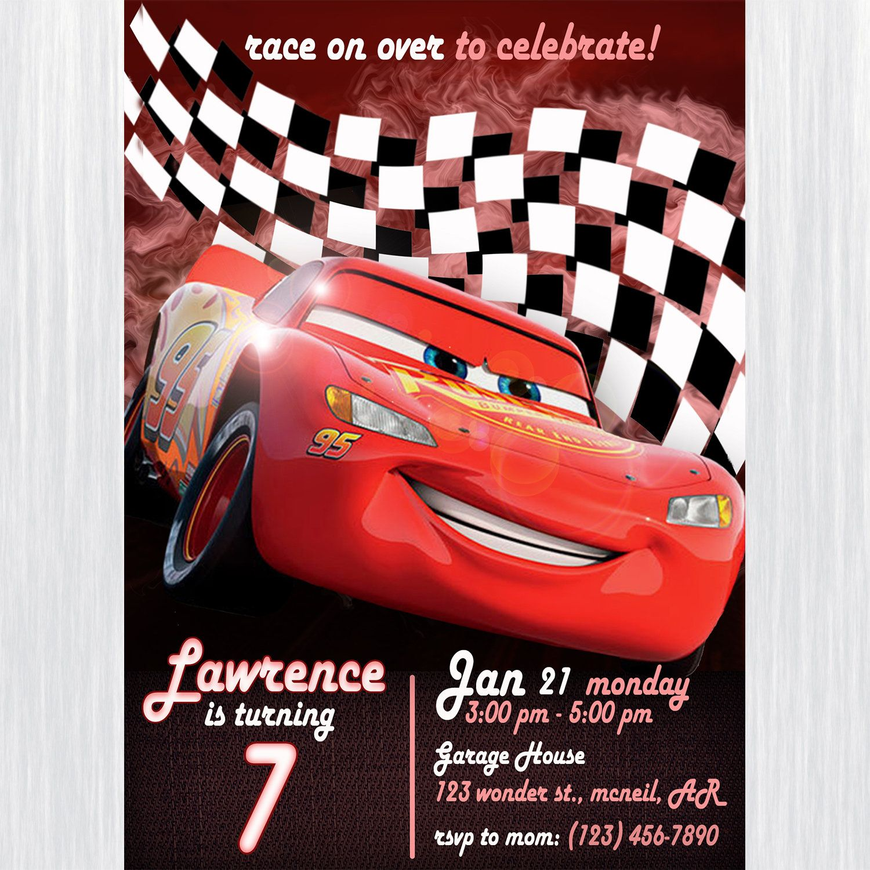 Nikki Volquartsen On Cars Birthday