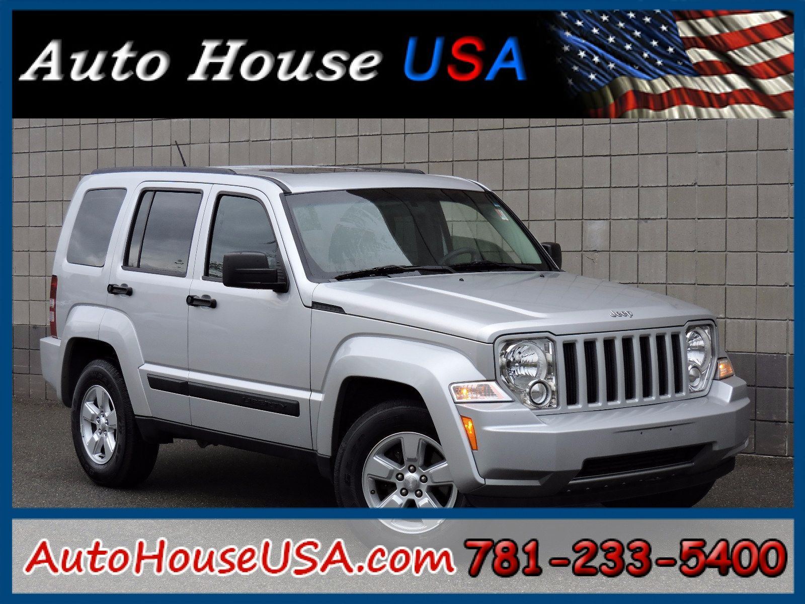 2010 Jeep Liberty Sport All Wheel Drive used forsale