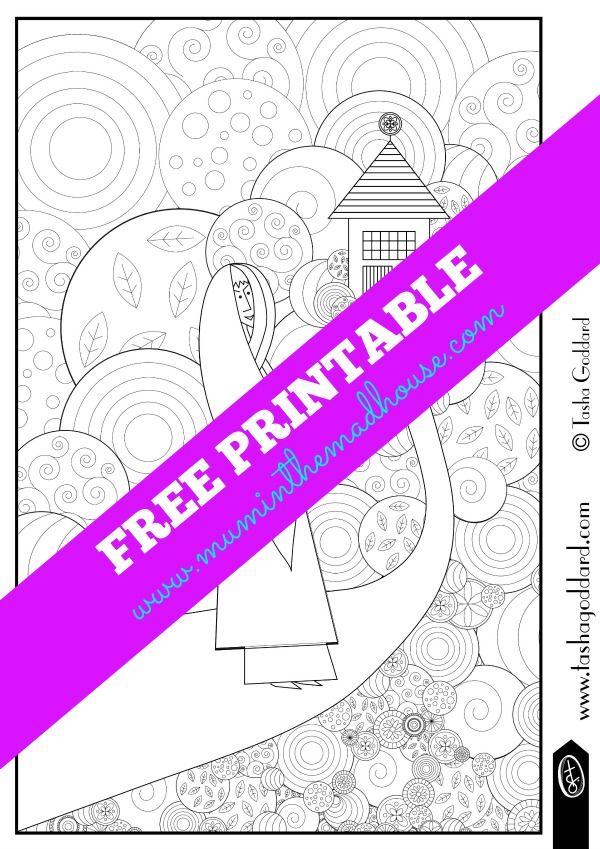 Free colouring pages for adults. Find all the best sites for beautiful adult  colouring pages. Colouring reduces stress and helps aid relaxation