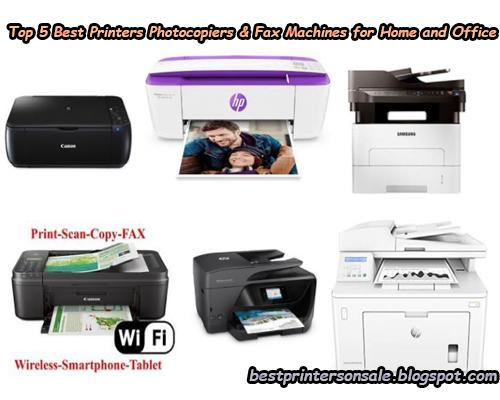 Top Best Printers on Sale 2018 Top 5 Best Printers Photocopiers