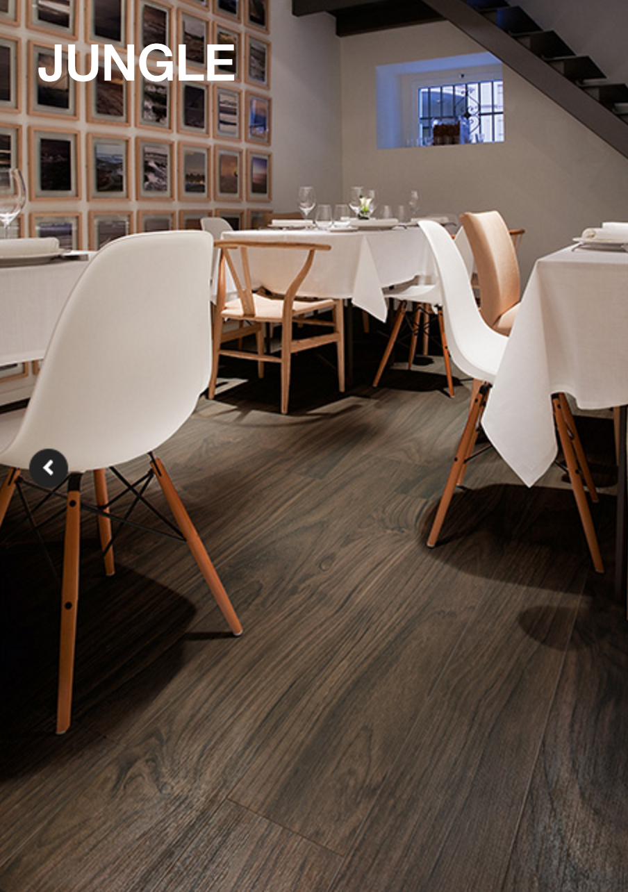 Jungle Dark Wood Effect Porcelain Floor Tiles From Natural Tile Www Naturaltile Com Au Ceramic Floor Wood Effect Porcelain Tiles Natural Tile