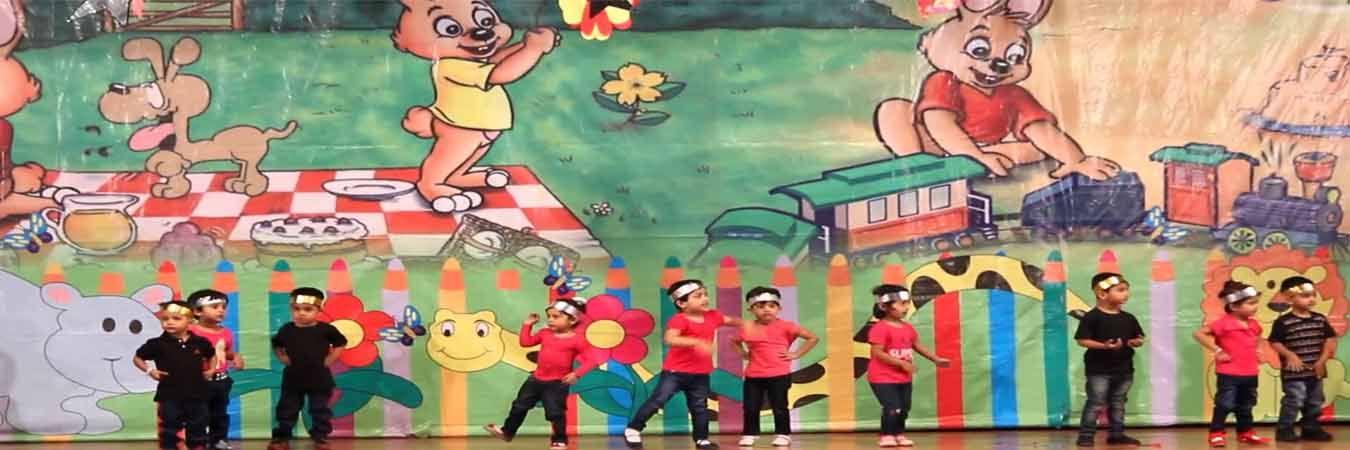 Euro Kids Preschool Pre School
