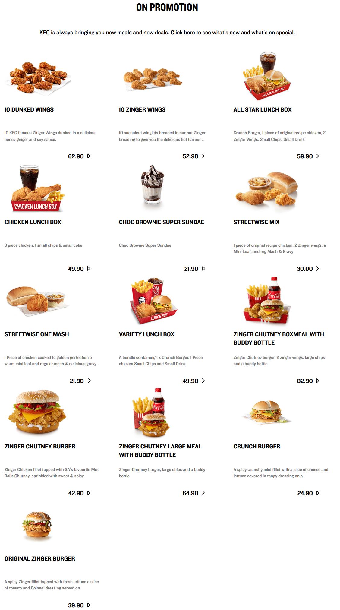 Bucket Kentucky Fried Chicken Menu Prices In 2020 Kentucky Fried Chicken Menu Kentucky Fried Fried Chicken