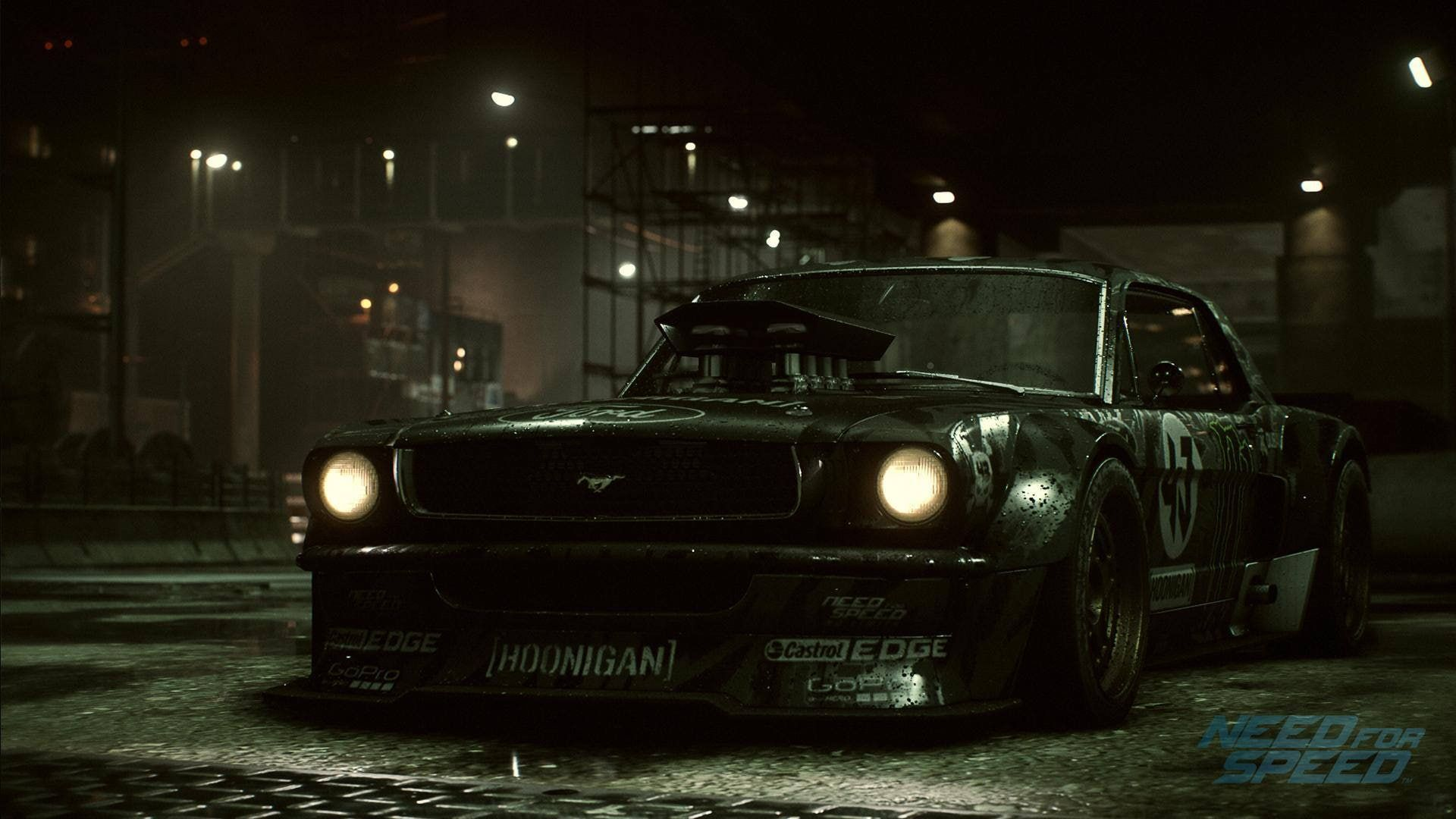 Black Ford Mustang Mustang Ford Need For Speed 1965 Rtr Ken