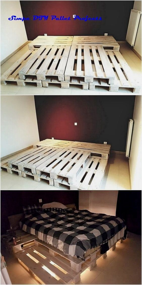 15 Incredible Do It Yourself Pallet Ideas #palletprojects ...