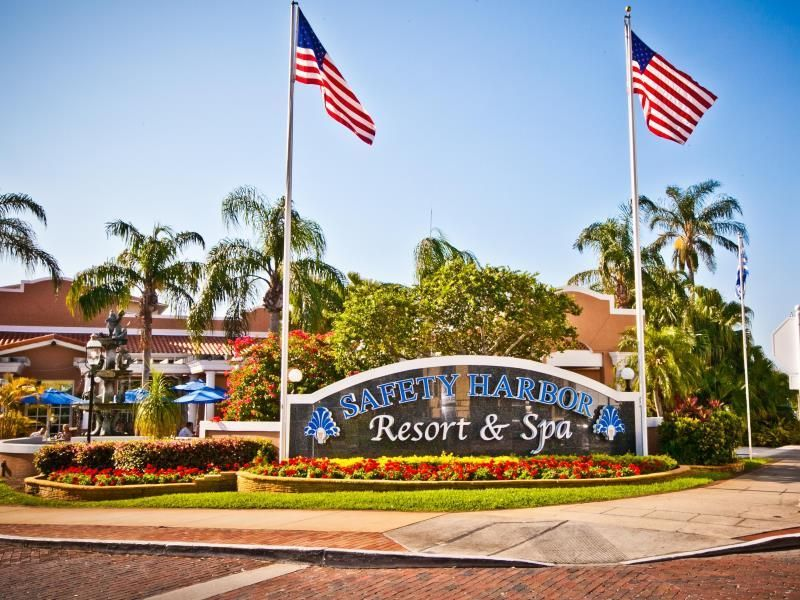 Safety Harbor Safety Harbor Resort and Spa an Ascend Hotel