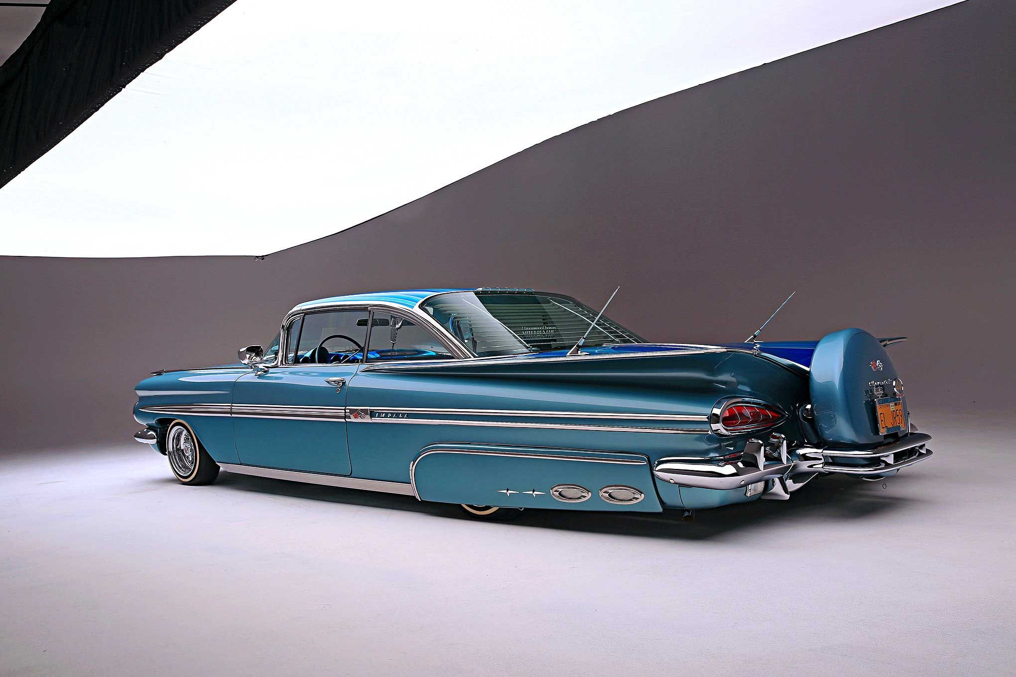 1959 Chevrolet Impala Built In Tijuana In 2020 With Images